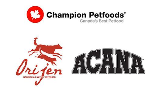 Orijen & Acana Logos